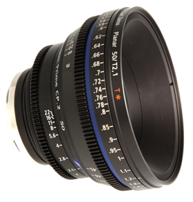 Zeiss Compact Prime CP.2, 50mm /T2.1 PL