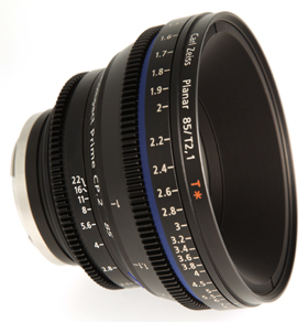 Zeiss Compact Prime CP.2, 85mm /T2.1 PL